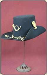Civil War Re-enactors - 1858 Hardee Hat size 7 1/8RJT#4858 -$59.95