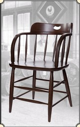 saloon supplies Caboose chair, To day we call them Saloon Chairs- SET of 2, FREE SHIPPING