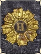 Original antiqueArtillery H Company Shako Insignia. RJT#4259-JM -$120.00 - 1 of 2