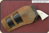 Double Loop spotted Holster By H H Heiser - 3 of 11