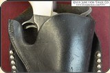 Double Loop spotted Holster By H H Heiser - 7 of 11