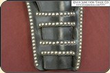 Double Loop spotted Holster By H H Heiser - 9 of 11