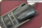Double Loop spotted Holster By H H Heiser - 8 of 11