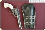 Double Loop spotted Holster By H H Heiser - 4 of 11
