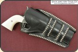 Double Loop spotted Holster By H H Heiser - 2 of 11