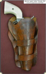 Hibbard, Spencer, Bartlett & Co. Holster for a Colt 1873 4 3/4 inch barrel