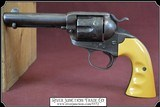 John Wayne style 1920s - 40s Yellow Catilin Bisley Grips - 4 of 8