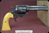 John Wayne style 1920s - 40s Yellow Catilin Bisley Grips - 3 of 8