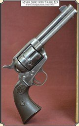 1st Generation Colt Single Action .38WCF (.38-40) - 1 of 19