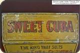 Tobacco Advertising Tin Store Display Box - 8 of 13