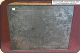 Tobacco Advertising Tin Store Display Box - 12 of 13