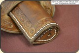 Cheyenne Holster with boarder stamping 7-1/2 inch. - 6 of 8