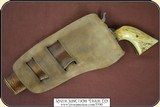 Cheyenne Holster with boarder stamping 7-1/2 inch. - 4 of 8