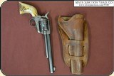 Cheyenne Holster with boarder stamping 7-1/2 inch. - 3 of 8
