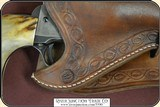 Cheyenne Holster with boarder stamping 7-1/2 inch. - 5 of 8