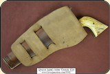 """Traditional Cheyenne holster styling for 7 1/2"""" barrel - 4 of 7"""