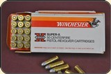 Winchester Super X 38 Long Colt 50 Rd. boxRJT#5287 -$49.95 - 2 of 6