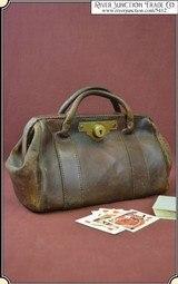 Banker's Stagecoach bag