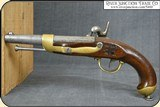 Pair of Civil War French Pistols Use by the Confederacy - 20 of 25