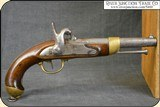 Pair of Civil War French Pistols Use by the Confederacy - 15 of 25