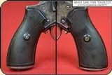 Antique Frontier Army Revolver with original Antique holster - 9 of 16