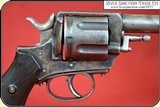 Antique Frontier Army Revolver with original Antique holster - 3 of 16