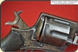 Antique Frontier Army Revolver with original Antique holster - 14 of 16