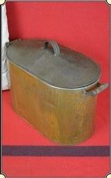 Large Copper - Tin Boiler RJT#5471$369.00