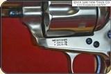 Last of the breed.USFA SAA Nickel Nitre Blue screws .45LC - 10 of 20