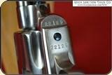 Last of the breed.USFA SAA Nickel Nitre Blue screws .45LC - 12 of 20