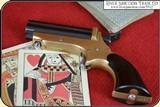 Replica Sharps 4-Barrel Derringer - 5 of 17