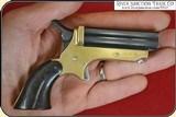 Replica Sharps 4-Barrel Derringer - 6 of 17