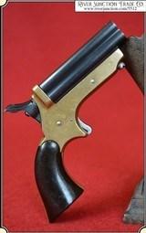 Replica Sharps 4-Barrel Derringer - 1 of 17