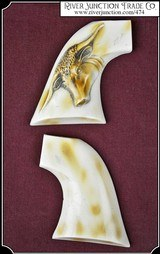 Colt SAA - Steer Head Grip