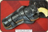 """Double gun holster rig for a pair of 5 1/2"""" or 4 3/4"""" inch Colt SAA - 7 of 12"""