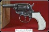 Colt Lightning & Thunderer Grips ~ Hand made Bone one piece Grips RJT#5528 $330.00 - 5 of 5