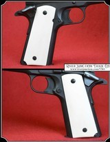 1911 Smooth Bone grips