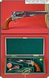CASED Uberti model 1862 Pocket Police