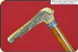 Stag Handled Walking Cane - 4 of 9