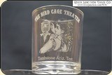 6 Historic Saloon Shot Glasses - 5 of 7