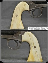 Hand made Bone Colt Bisley two piece Grips