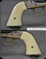 Hand made Bone Uberti 1875 Remington two piece Grips RJT#5702