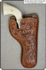 Beautifully Tooled Mexican holster