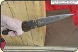 (Make Offer) Northern Plains Steel Spearpoint Dag Knife - 13 of 13