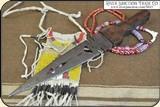 (Make Offer) Northern Plains Steel Spearpoint Dag Knife - 2 of 13