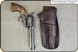 Holster for 4 3/4, 5 1/2, 6 inch barrel by Heiser, of Denver, Colo. - 3 of 14