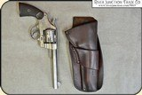 Holster for 4 3/4, 5 1/2, 6 inch barrel by Heiser, of Denver, Colo. - 5 of 14