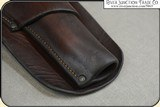 Holster for 4 3/4, 5 1/2, 6 inch barrel by Heiser, of Denver, Colo. - 11 of 14