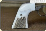 New Vaquero, Ruger Grips ~ Hand made Elk Horn w/bark two piece Grips RJT#5863 - 3 of 13