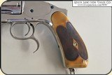 Grips ~ Smith & Wesson Russian Checkered Grip RJT#5850 - 2 of 3